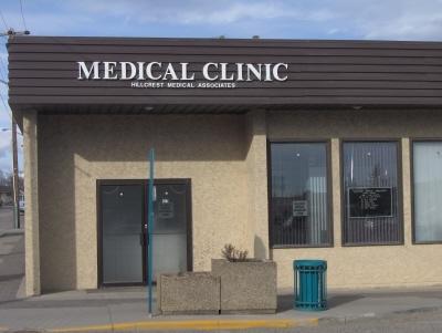 Hillcrest Medical Associates Index